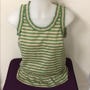 Outback Red XS stripe top